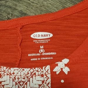 Old Navy Shirts & Tops - Girls Flowy Tank